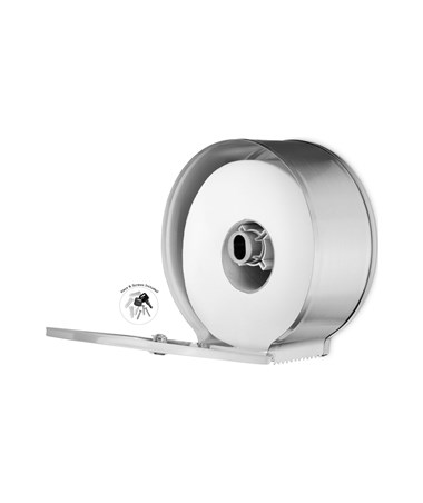 Alpine Stainless Steel Jumbo Toilet Tissue Dispenser ALP482
