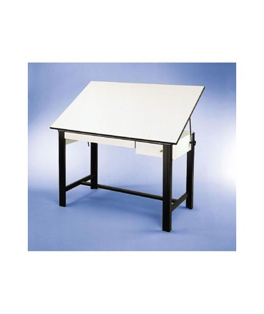 Alvin Designmaster Drafting Table With Drawers Tiger Supplies
