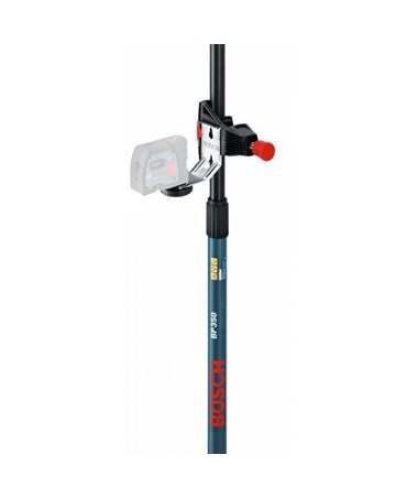 Bosch BP350 Telescoping Pole System for Laser Tools with 1/4-20 Thread Mnt BOSBP350