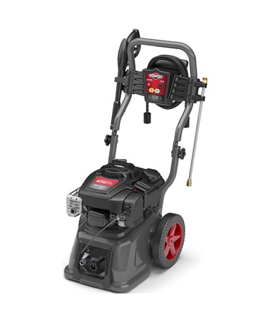 Briggs & Stratton 3100PSI Gas Pressure Washer with Quiet Sense Technology BRI20686