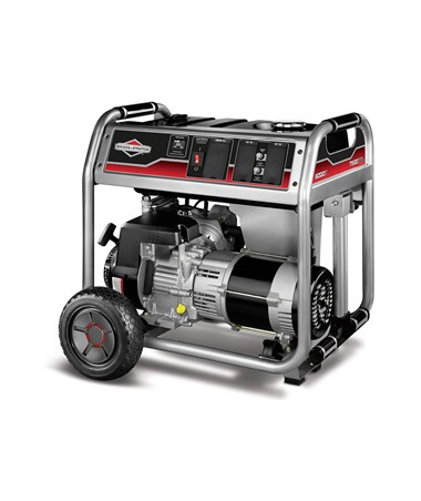 Briggs & Stratton 6,000 Watts Gas Powered Portable Generator 30469