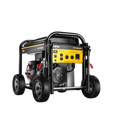 Briggs & Stratton Pro Series Electric Start Portable Generator