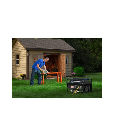 PowerBoss Recoil Start Portable Generator with Briggs & Stratton Engine BRI30665