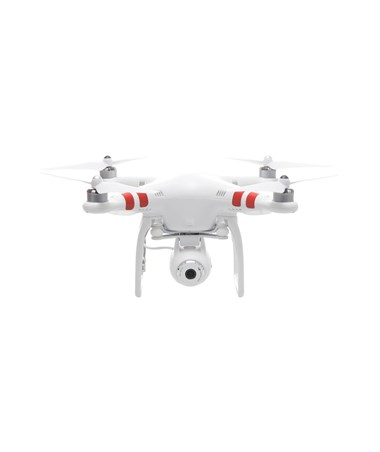 DJI Phantom 2 Vision Quadcopter Drone with Integrated FPV Camera