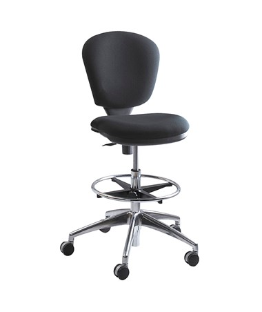 Safco Metro Extended Height Drafting Chair 3442BL