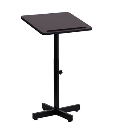 Adjustable Height Metal Lectern [XU-LECTERN-ADJ-GG] FLFXU-LECTERN-ADJ-GG