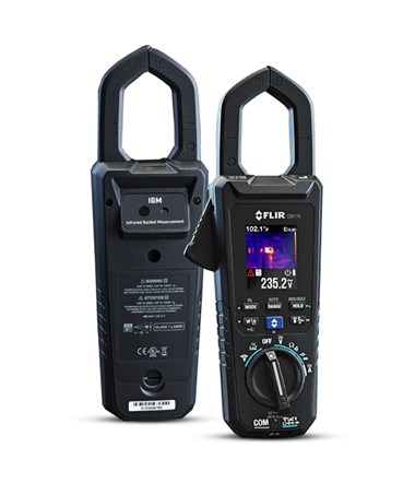 Flir AC/DC Imaging Clamp Meter FLICM174-