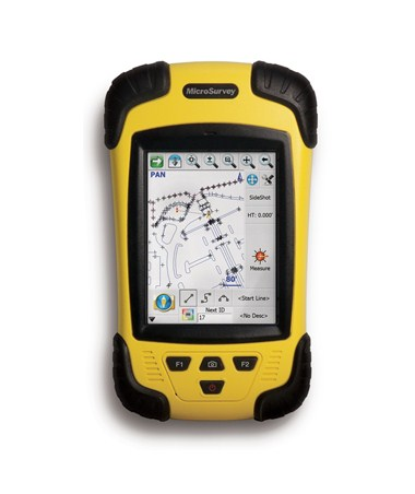 Geomax MicroSurvey DC4 Data Collector GEO-1-14542