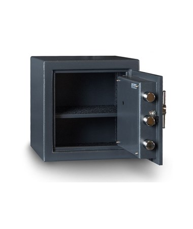 Hollon B-Rated 14-inch Cash Safe - Interior