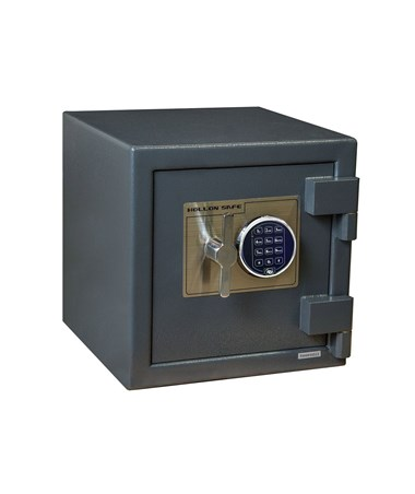 Hollon B-Rated 14-inch Cash Safe - UL Listed Type 1 S&G Spartan Electronic Lock B1414E