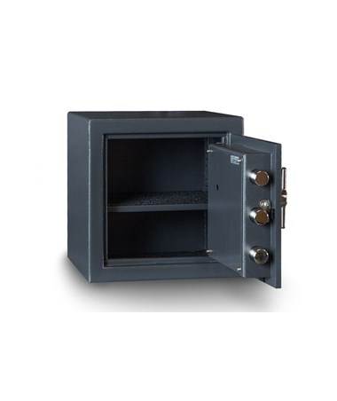 "Hollon B-Rated 14"" Cash Safe with Drop Slot - Interior"