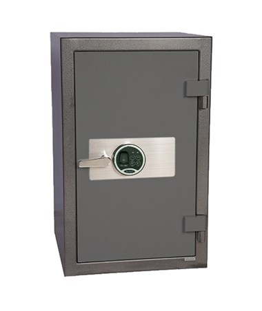Hollon 32 x 20 B-Rated Cash Safe with Inner Key Locking Compartment - Biometric Lock B3220EILK-BIO