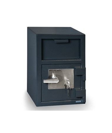 Hollon B-Rated Depository Safe with Dual Key Lock HDS-2014K