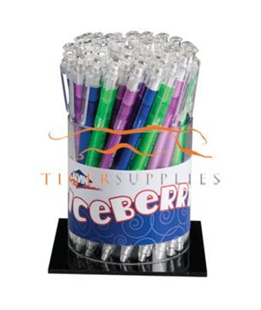 DISP  ICEBERRY  MECH PENCIL IB48D
