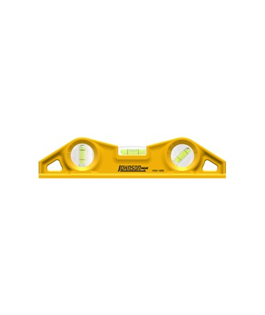 "Johnson Level 10"" Magnetic Welder's Torpedo Level JOH1424-1000"