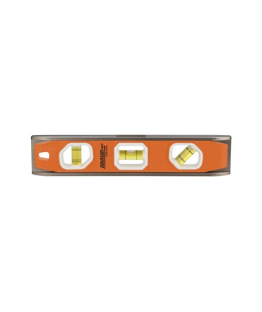 "Johnson Level 10"" Magnetic Big J Pro Torpedo Level JOH1435-1000"
