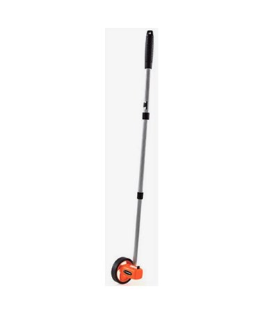 Keson RR112 Roadrunner Small Telescopic Single Measuring Wheel Feet, 10ths