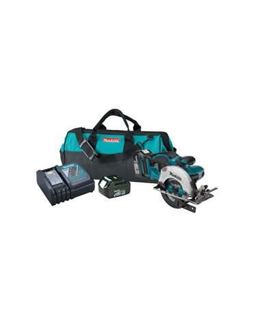 "Makita BSS501 18V LXT Lithium-Ion Cordless 5-3/8"" Circular Trim Saw MAKBSS501-"