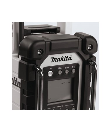 Makita 18V LXT Lithium-Ion Compact Cordless Job Site Radio MAKXRM02W