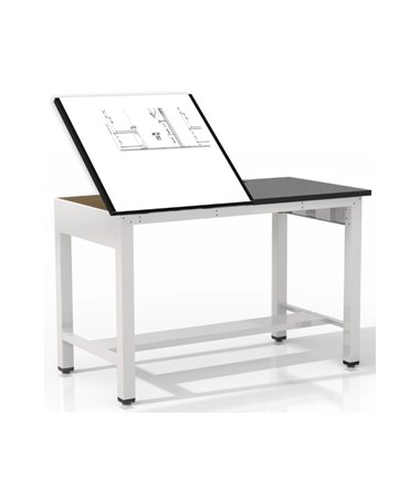 Mayline Ranger Split Top Project Table MAY7774-