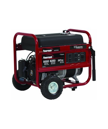 Powermate Vx Power Series Portable Generator POWPM0435005.02-