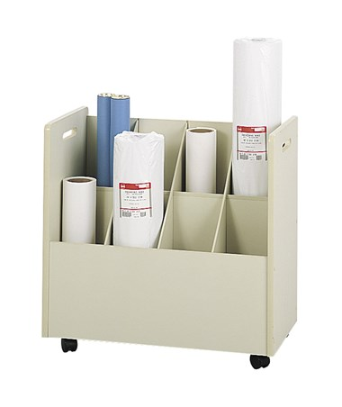 Safco Mobile Roll File SAF3045-