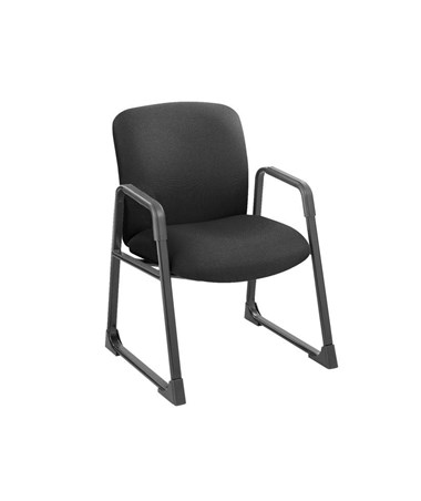 Safco Uber Big and Tall Guest Chair SAF3492BL-