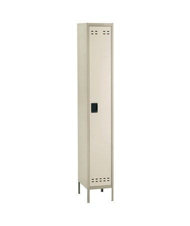 Safco Single-Tier Locker Single-Column 5522TN
