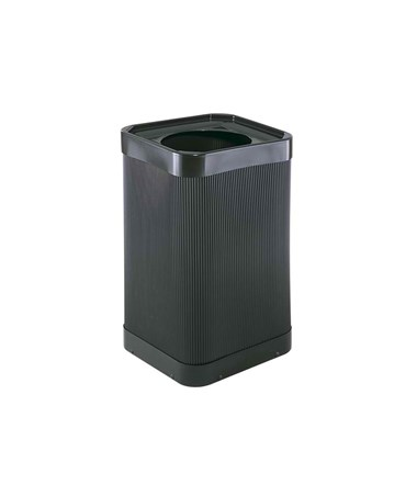 Safco At-Your-Disposal Wastebasket SAF9790BL-