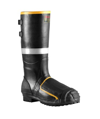 "16"" Metatarsal Boot - Black - ST/SM TINMB816B"