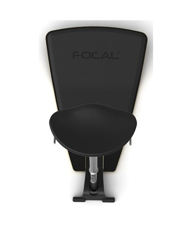 Safco Locus Seat by Focal Upright