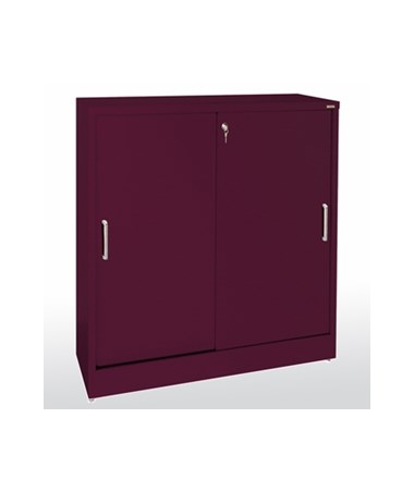 Counter Height - Burgundy