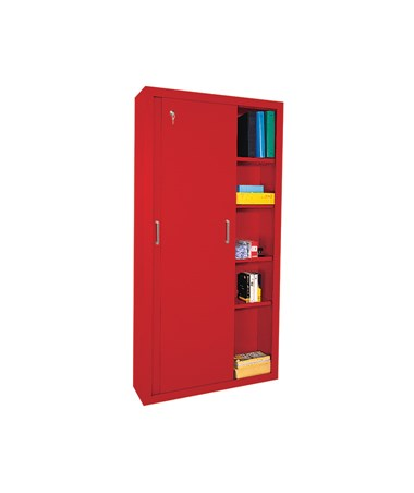 Sandusky Lee Elite Series Sliding Door Storage Cabinet