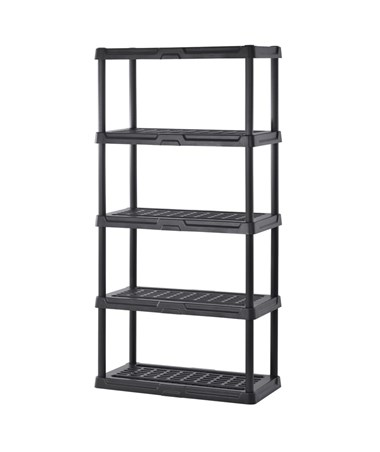 5 Shelves or Tiers