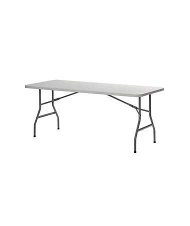 Sandusky Lee Folding Plastic Table SANPT4824-