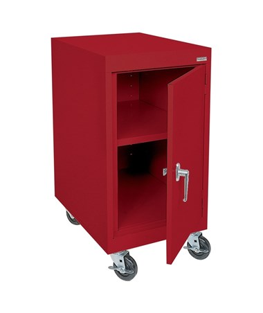 Sandusky Lee Single Door Transport Work Height Storage SANTA11182430-01-