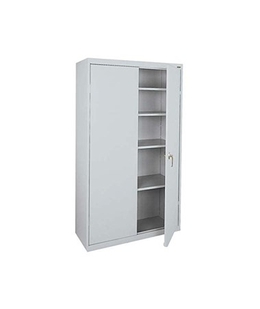 4 Shelves - Dove Gray