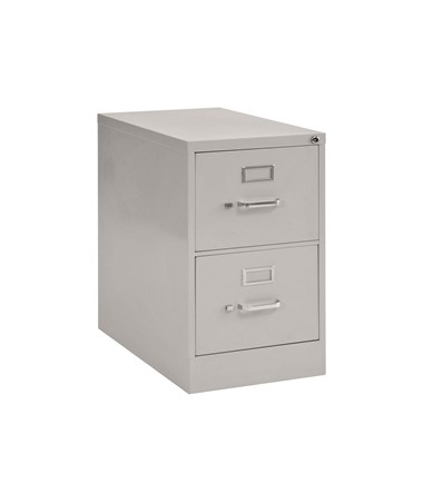 2 Drawers - Dove Gray