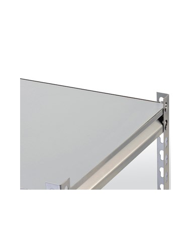 Z-Beam and Laminate Board Shelf
