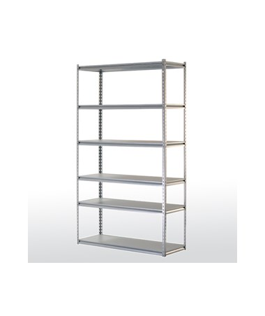 Sandusky Lee Boltless Z-Beam Rivet Shelving SANZR481884L6