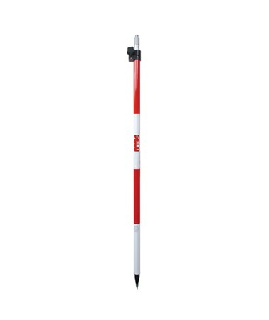 Seco 7-Foot Quick Change TLV Aluminum Prism Pole 5507-10