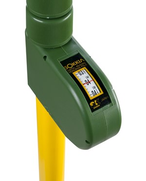 Sokkia SK 25 ft. Digital Measuring Poles SOK807376