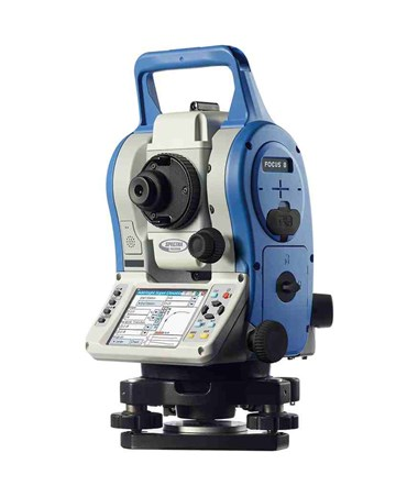 Spectra Focus 8 Reflectorless Total Station HNA33230