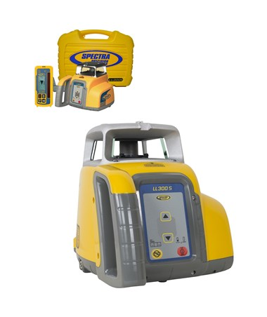 Spectra LL300S Self-Leveling Laser SPELL300-