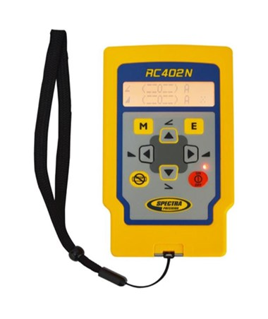 Optional Spectra RC402N Remote Control