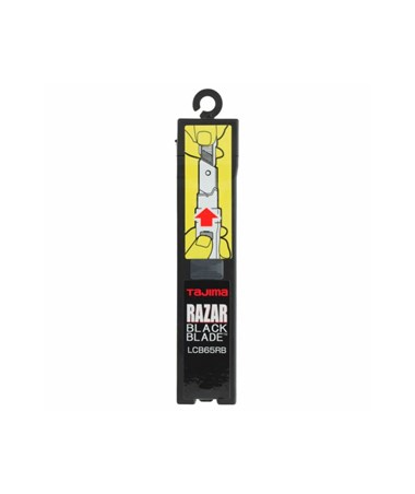 Tajima Razar Black Replacement Blade LCB-65RB