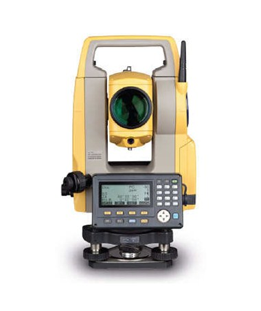 Topcon ES 105 5 Second Reflectorless Total Station 2140542E0