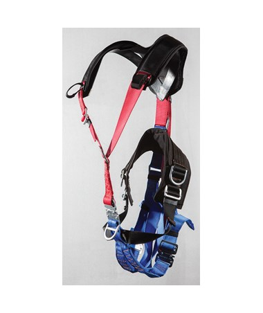 New Improved Rappelling Harness