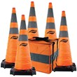Cones & Speed Bumps