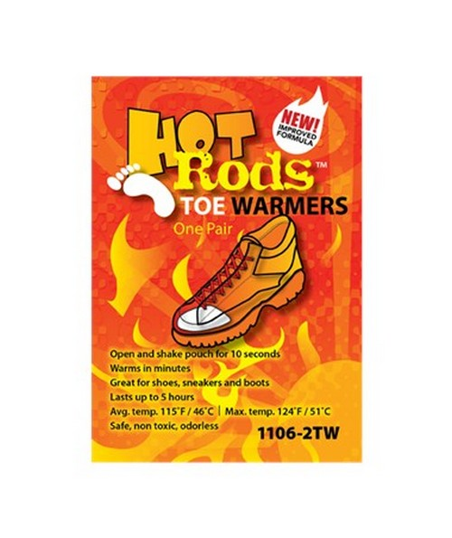 Hot Rods Hand Warmers 1100-10R